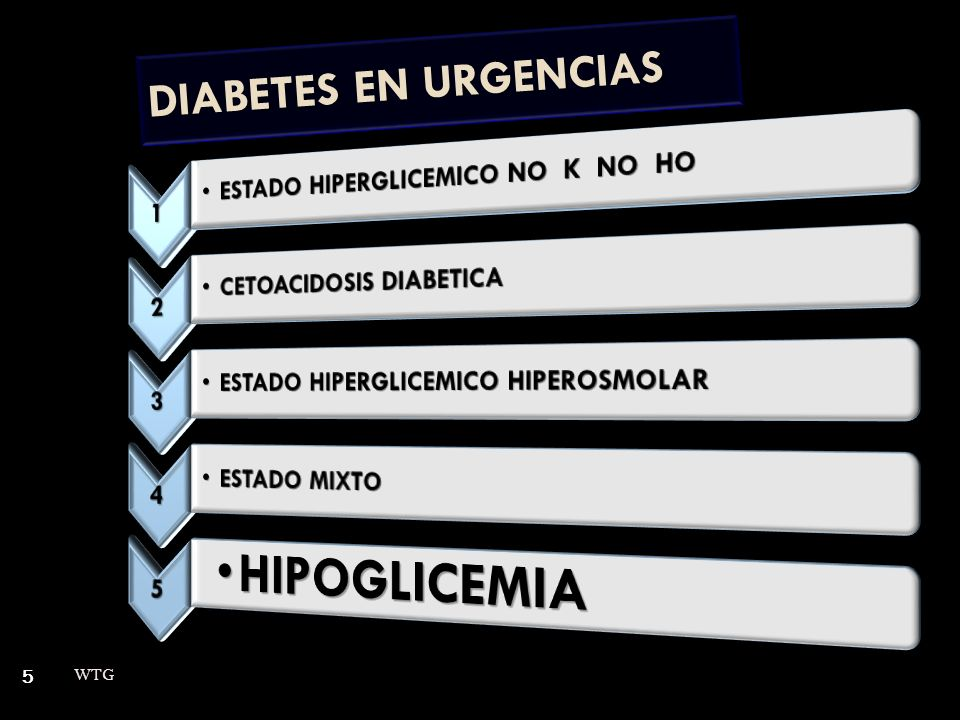 DIABETES EN URGENCIAS ESTADO HIPERGLICEMICO NO K NO HO