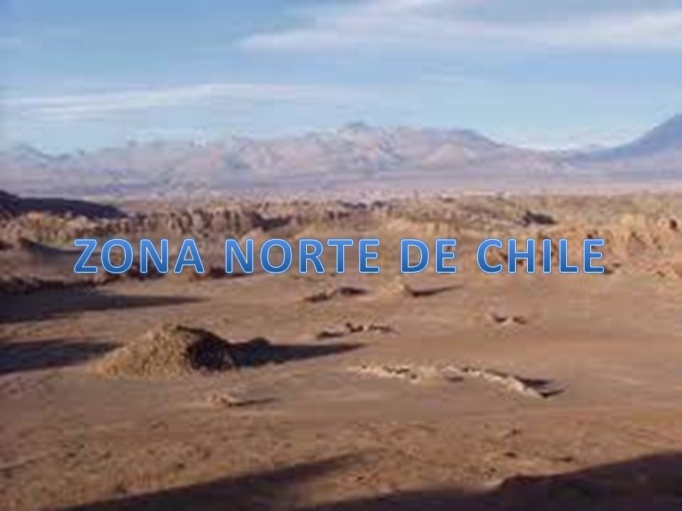 ZONA NORTE DE CHILE