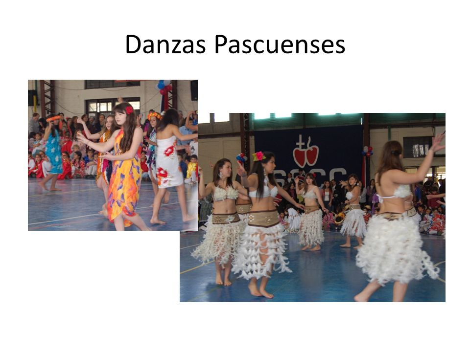 Danzas Pascuenses