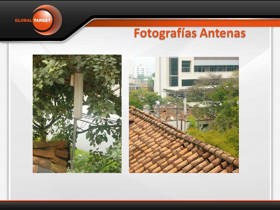 Fotografías Antenas