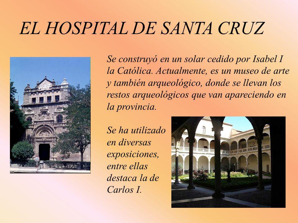 EL HOSPITAL DE SANTA CRUZ