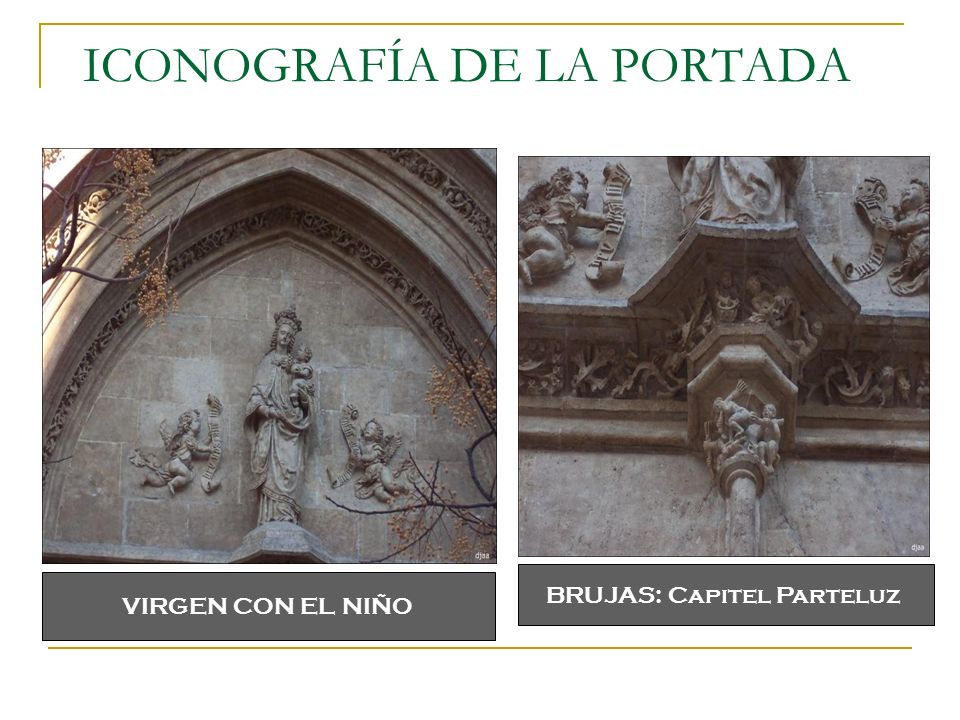ICONOGRAFÍA DE LA PORTADA