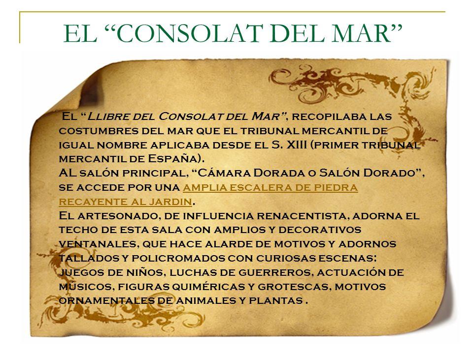 EL CONSOLAT DEL MAR
