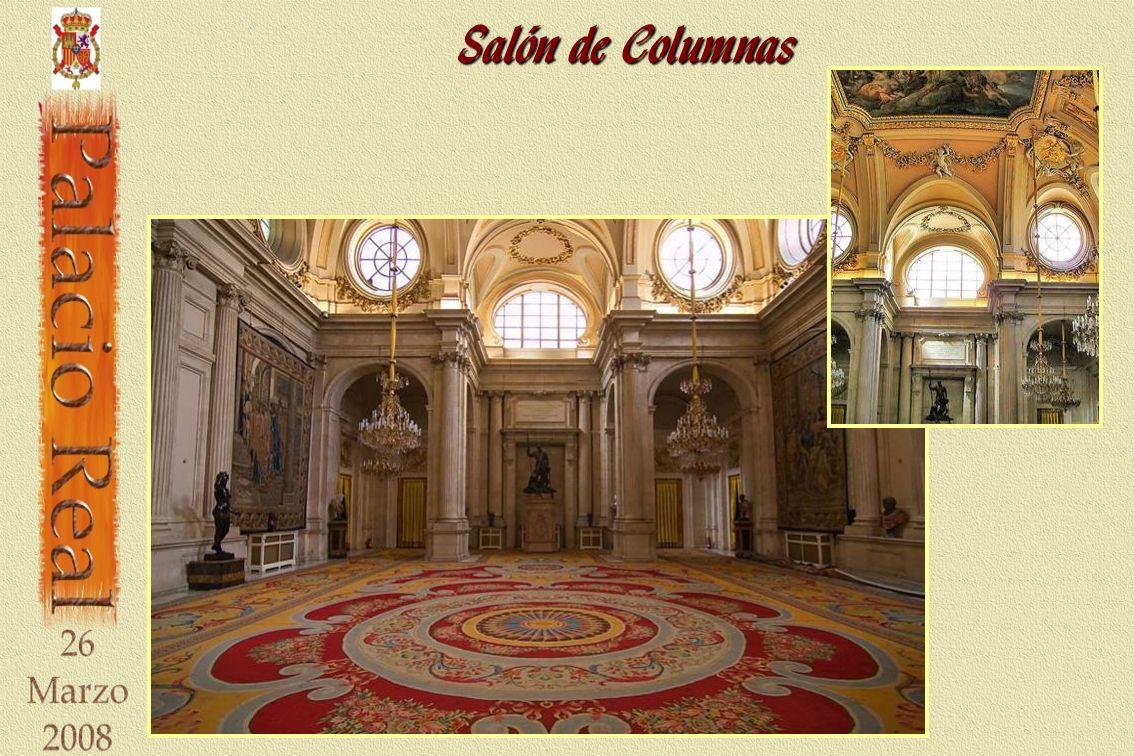Salón de Columnas por Pepe Lastras