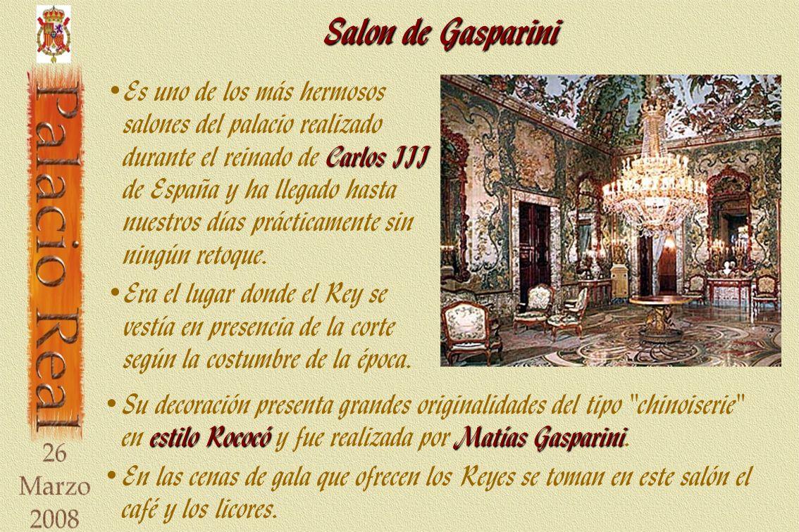 Salon de Gasparini