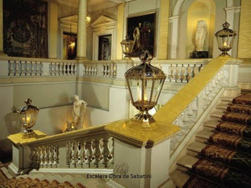 Escalera Obra de Sabatini