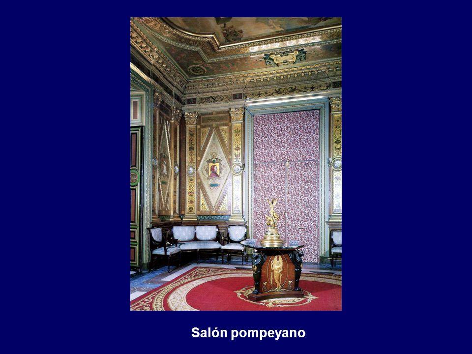 Salón pompeyano