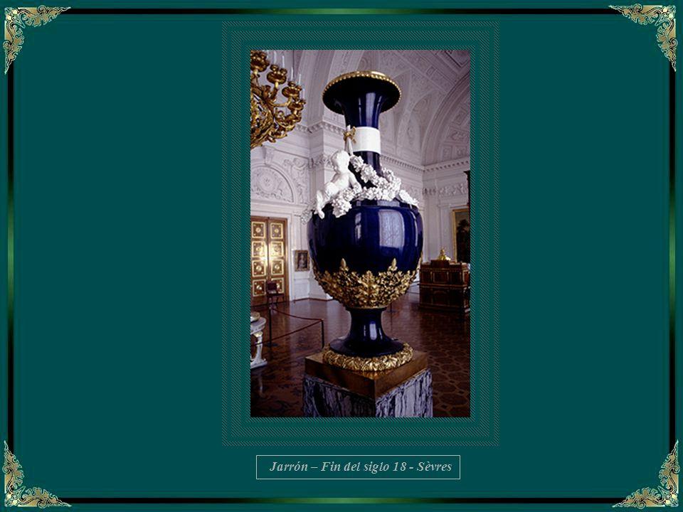 Jarrón – Fin del siglo 18 - Sèvres