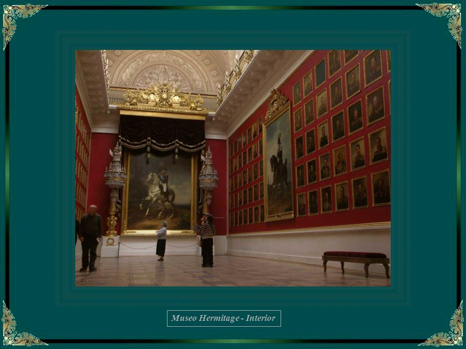 Museo Hermitage - Interior