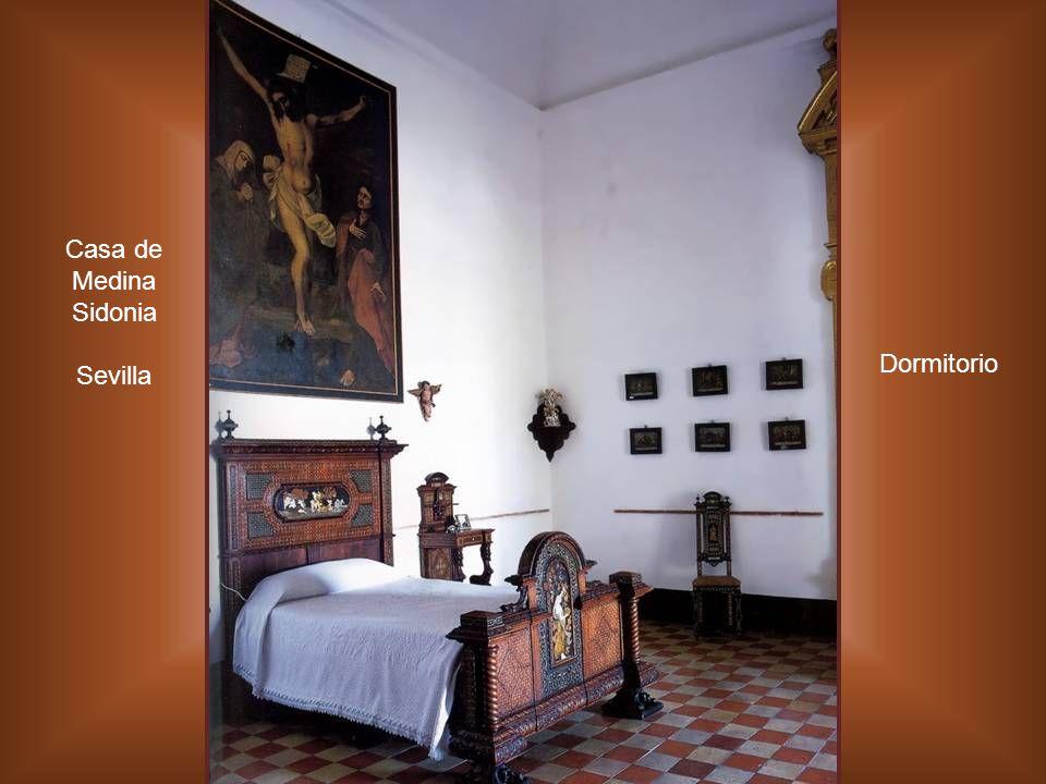 Casa de Medina Sidonia Sevilla Dormitorio