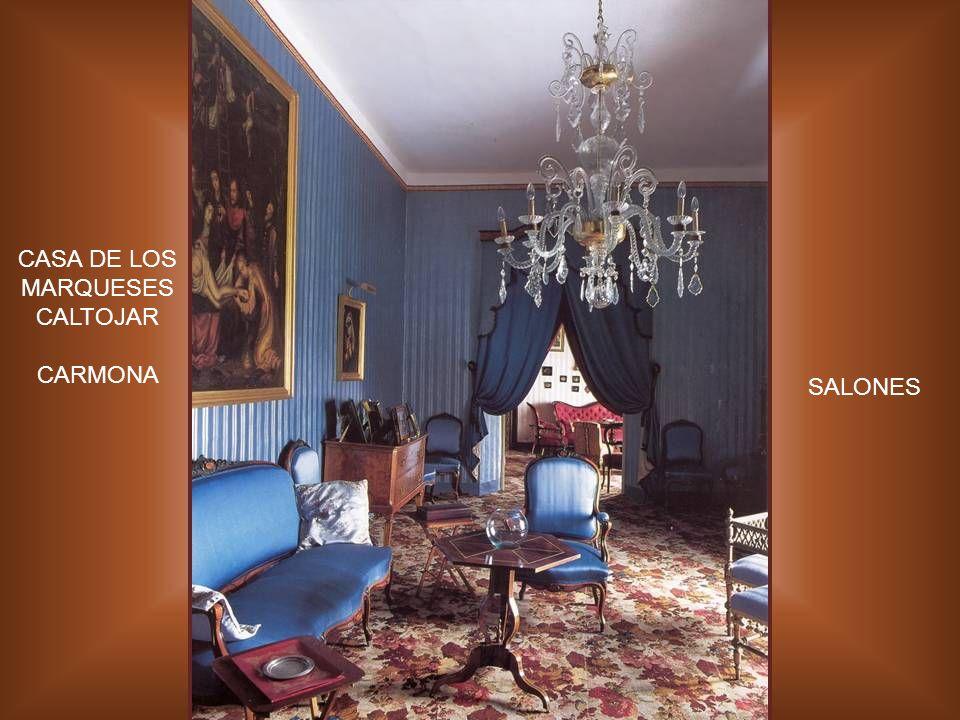 CASA DE LOS MARQUESES CALTOJAR