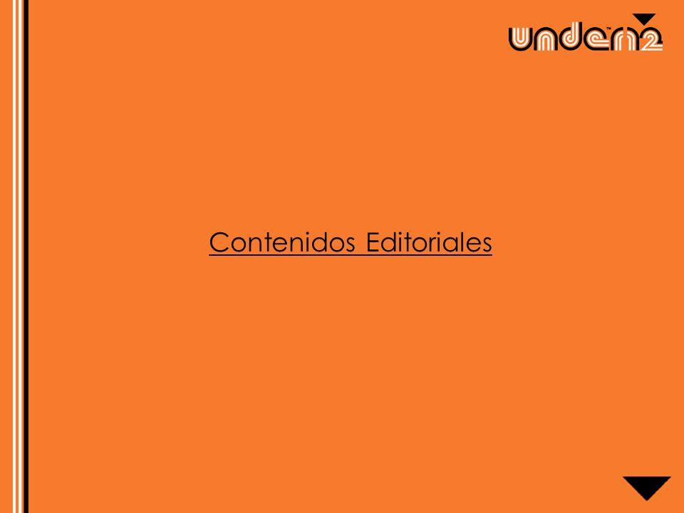 Contenidos Editoriales