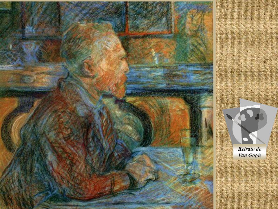 Retrato de Van Gogh