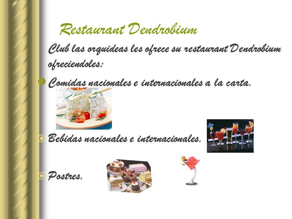 Restaurant Dendrobium