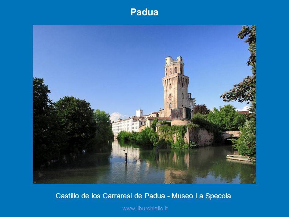 Castillo de los Carraresi de Padua - Museo La Specola
