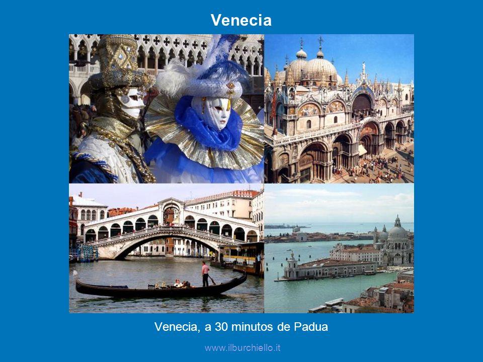 Venecia, a 30 minutos de Padua
