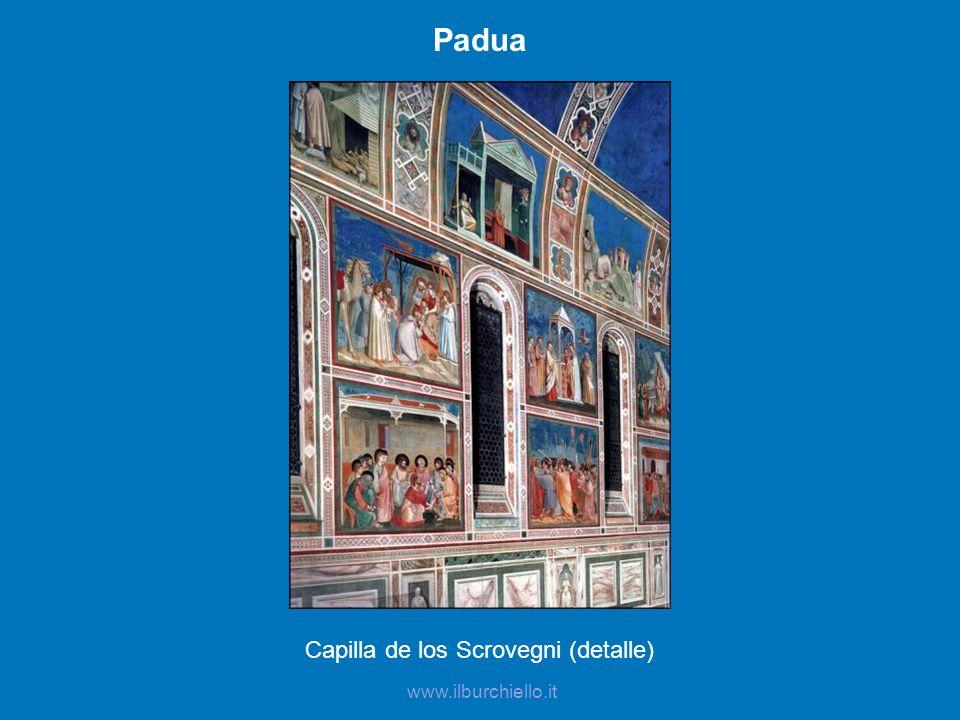 Capilla de los Scrovegni (detalle)