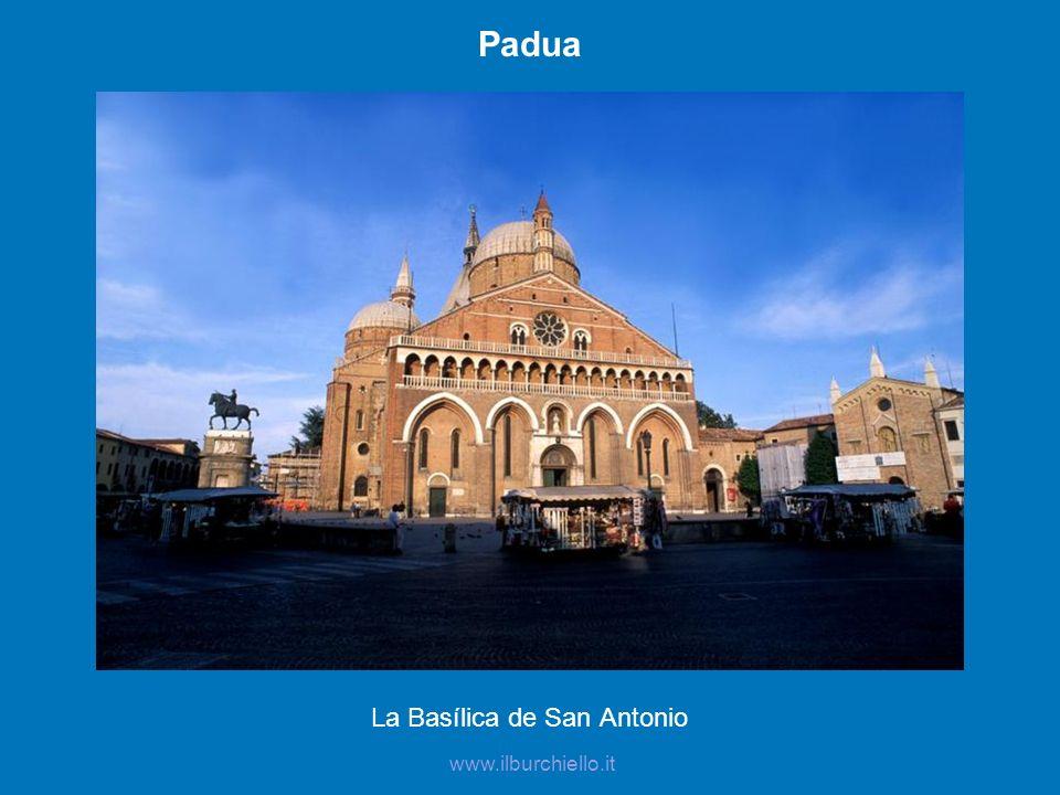 La Basílica de San Antonio