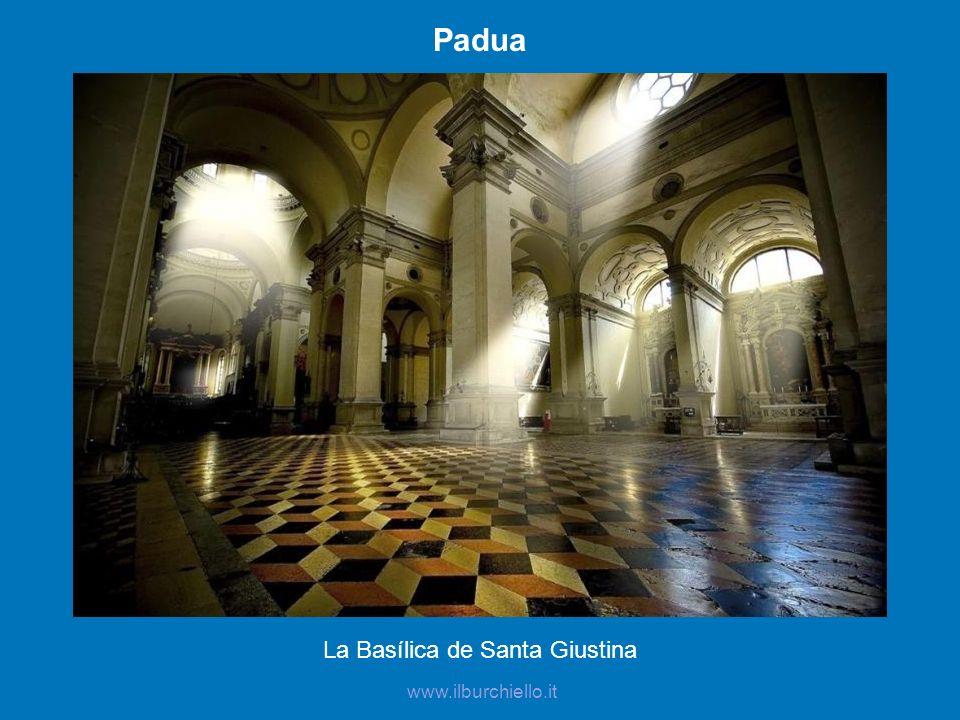 La Basílica de Santa Giustina