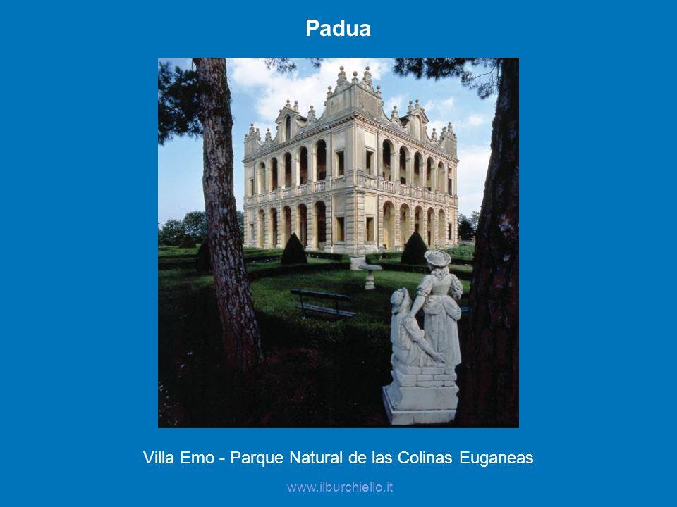 Villa Emo - Parque Natural de las Colinas Euganeas