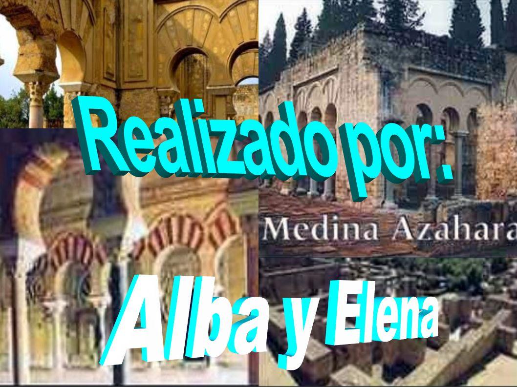 Realizado por: Alba y Elena