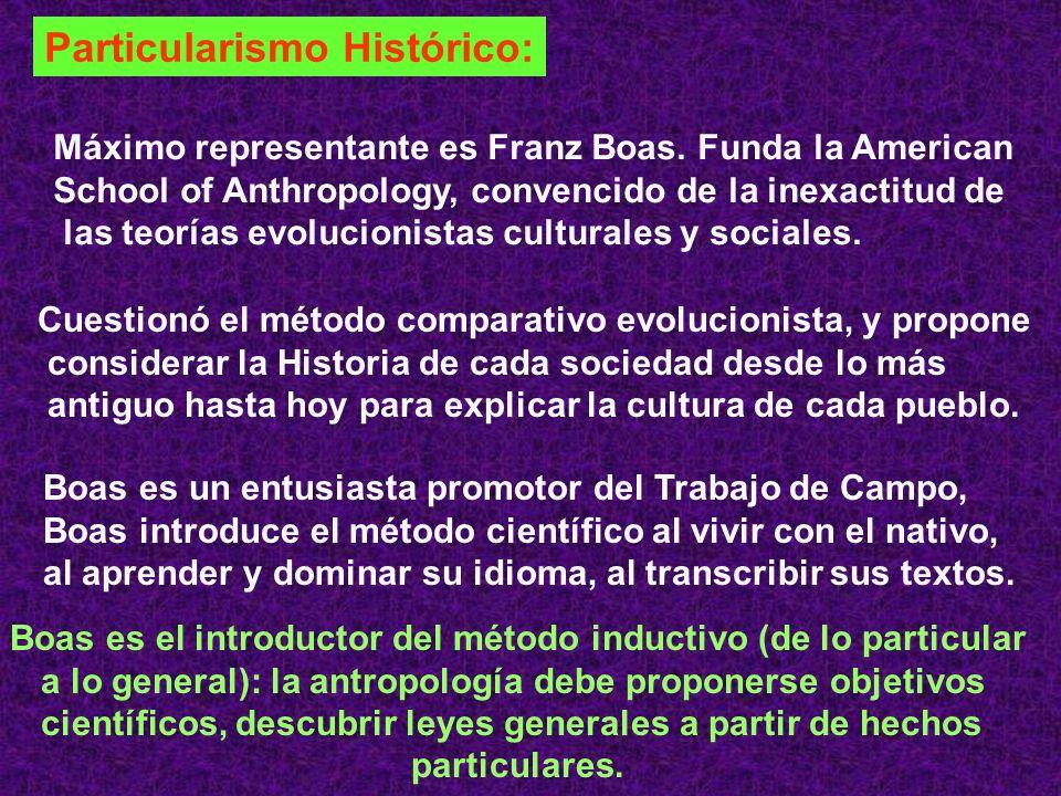 Particularismo Histórico: