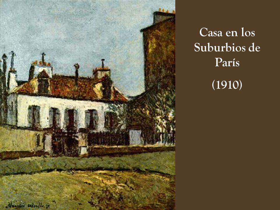Casa en los Suburbios de París