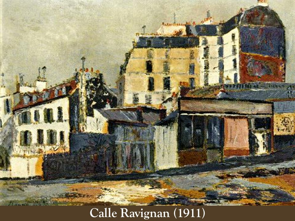 Calle Ravignan (1911)