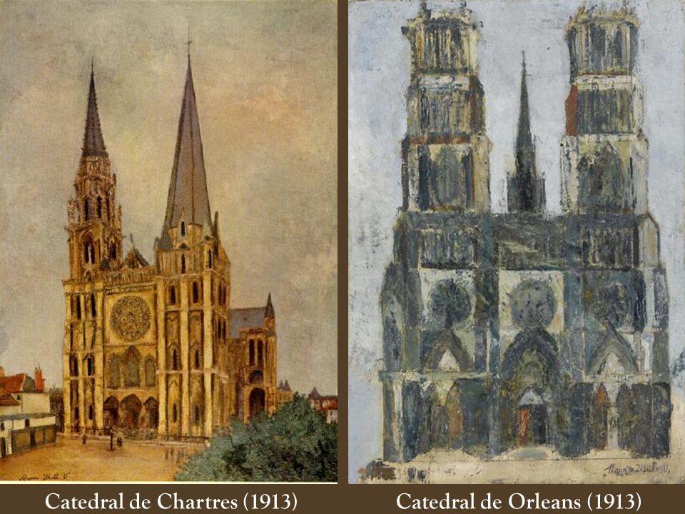 Catedral de Chartres (1913)