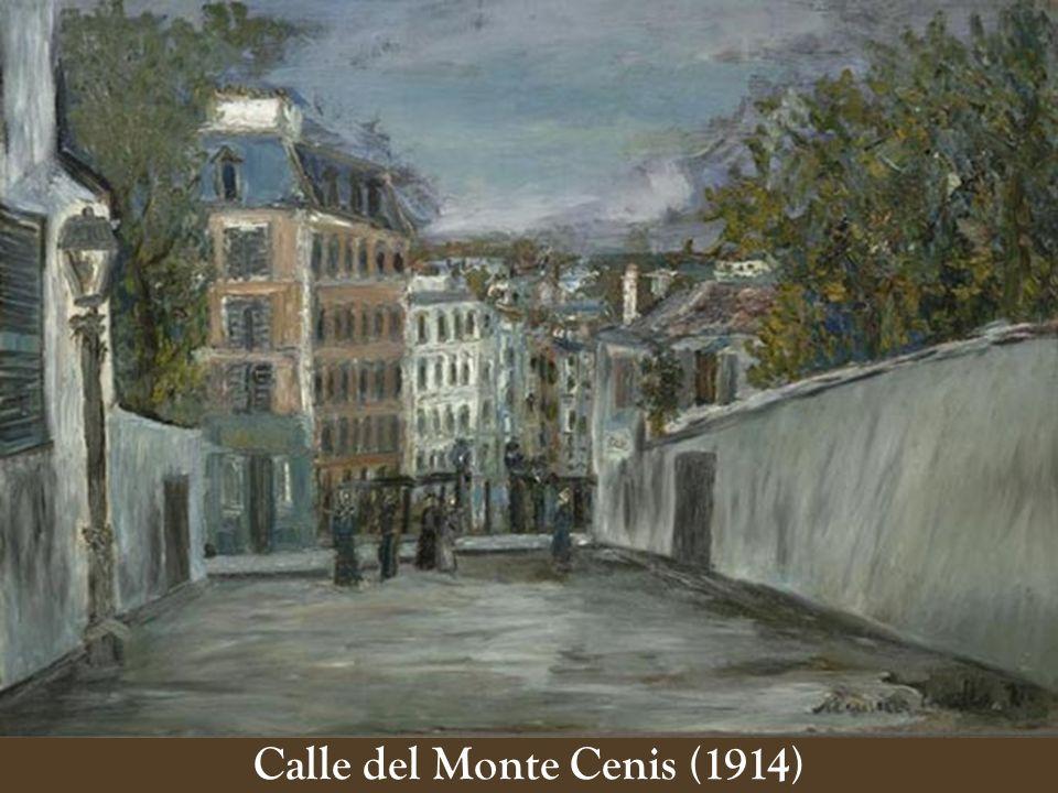 Calle del Monte Cenis (1914)