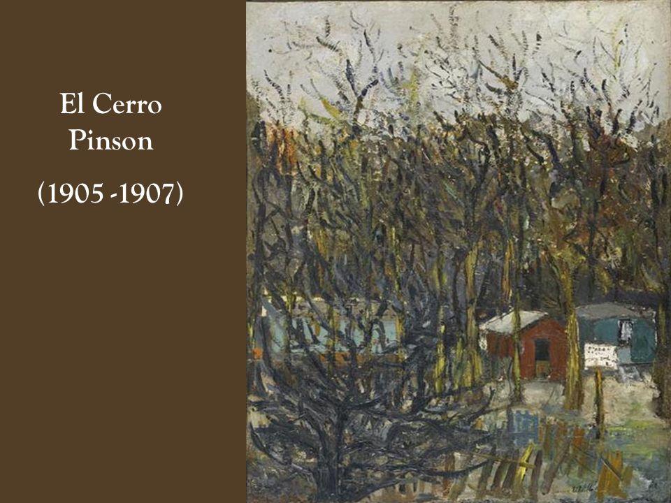 El Cerro Pinson (1905 -1907)