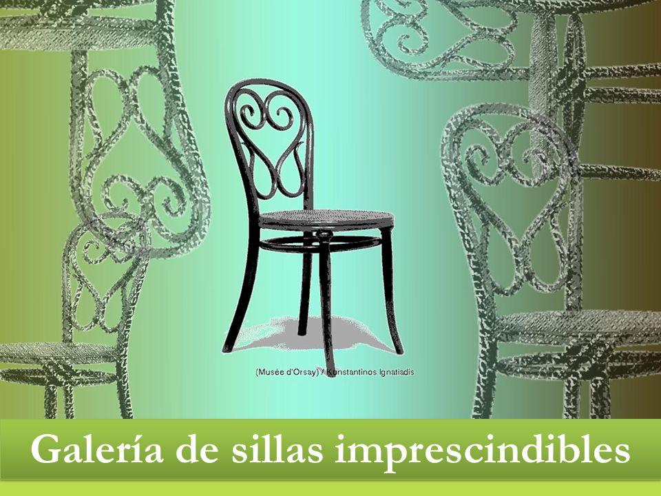 Galería de sillas imprescindibles