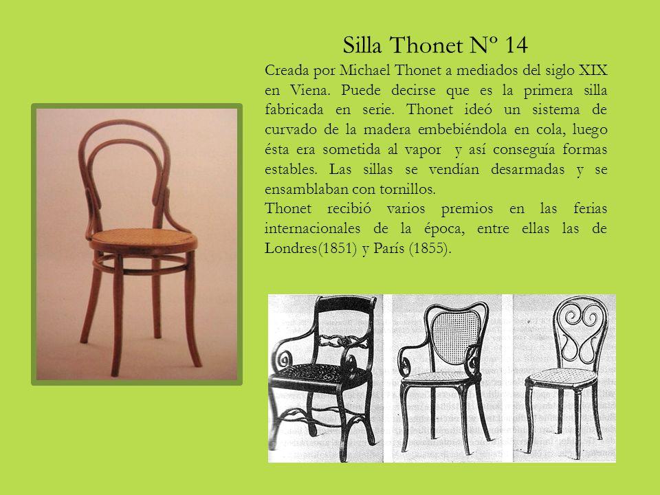 Silla Thonet Nº 14