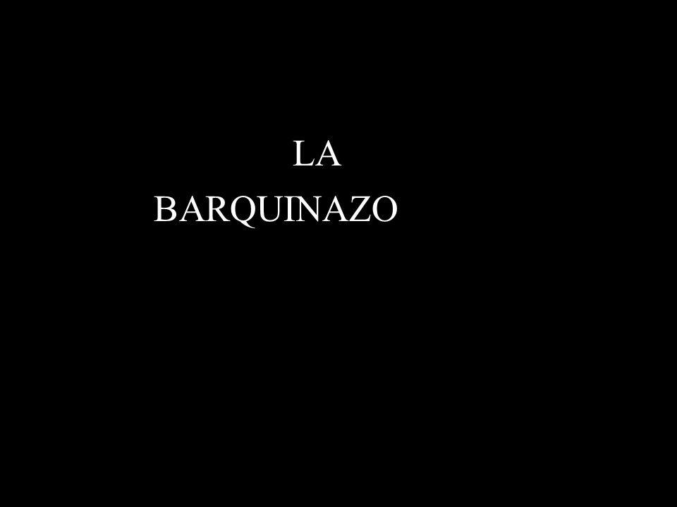 LA BARQUINAZO