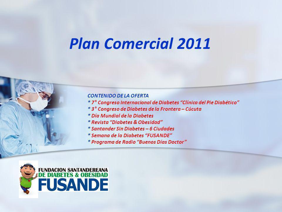 Plan Comercial 2011 CONTENIDO DE LA OFERTA