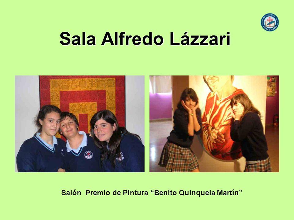 Sala Alfredo Lázzari Salón Premio de Pintura Benito Quinquela Martín