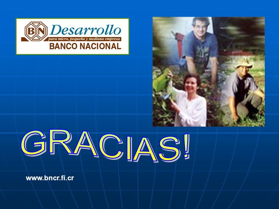GRACIAS! www.bncr.fi.cr