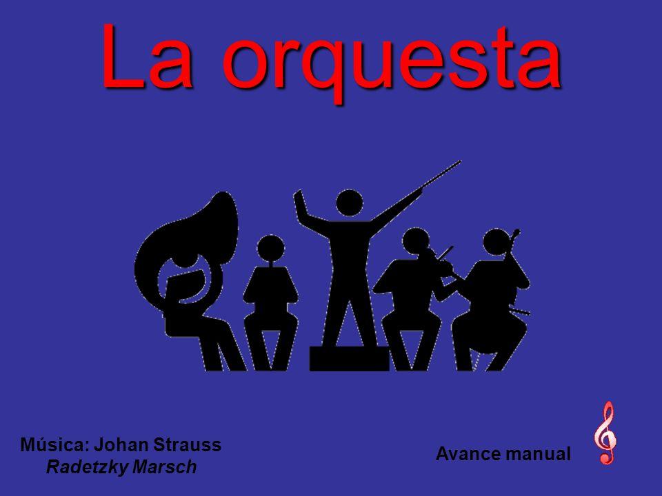 Música: Johan Strauss Radetzky Marsch