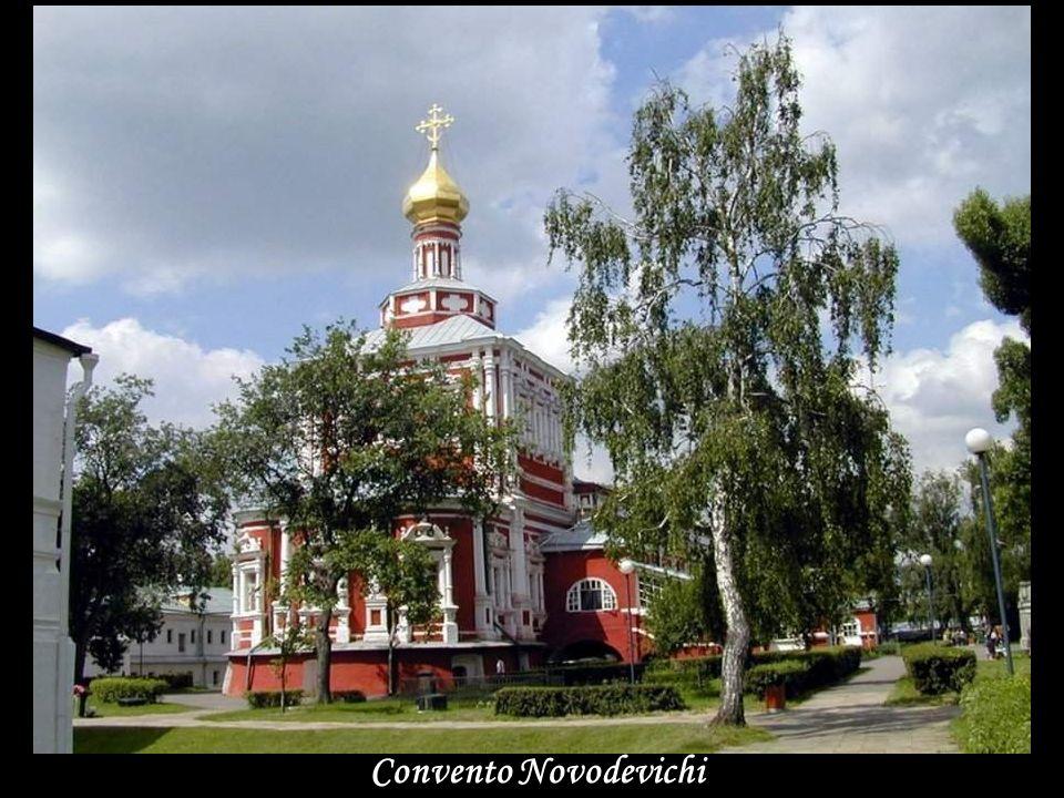 Convento Novodevichi