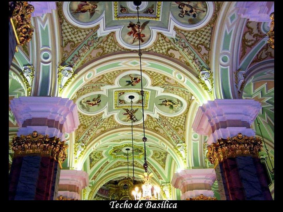 Techo de Basílica