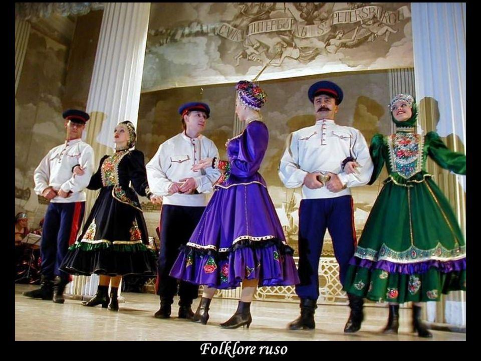 Folklore ruso