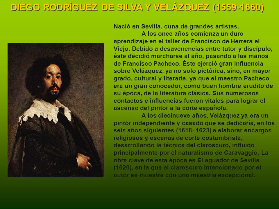 DIEGO RODRÍGUEZ DE SILVA Y VELÁZQUEZ (1559-1660)