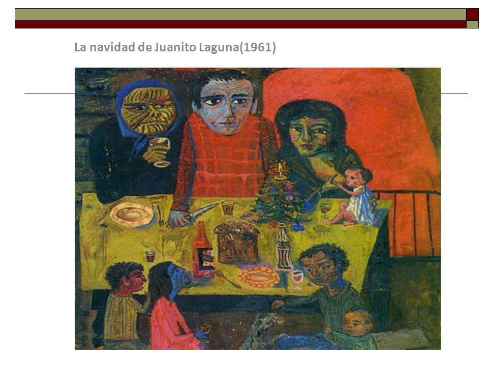 La navidad de Juanito Laguna(1961)