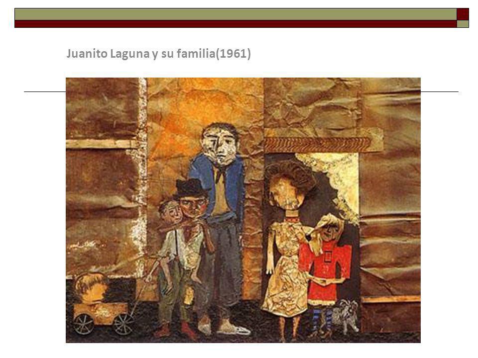 Juanito Laguna y su familia(1961)
