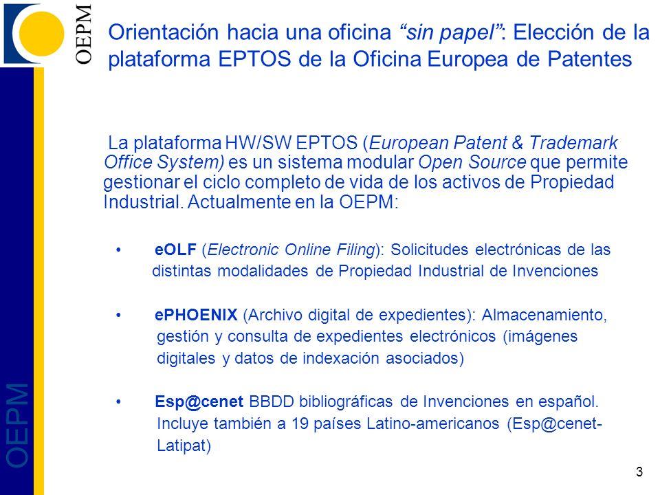 Solicitud electr nica de patentes y modelos de utilidad for Oficina de patentes y marcas europea
