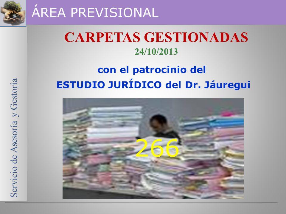 ESTUDIO JURÍDICO del Dr. Jáuregui