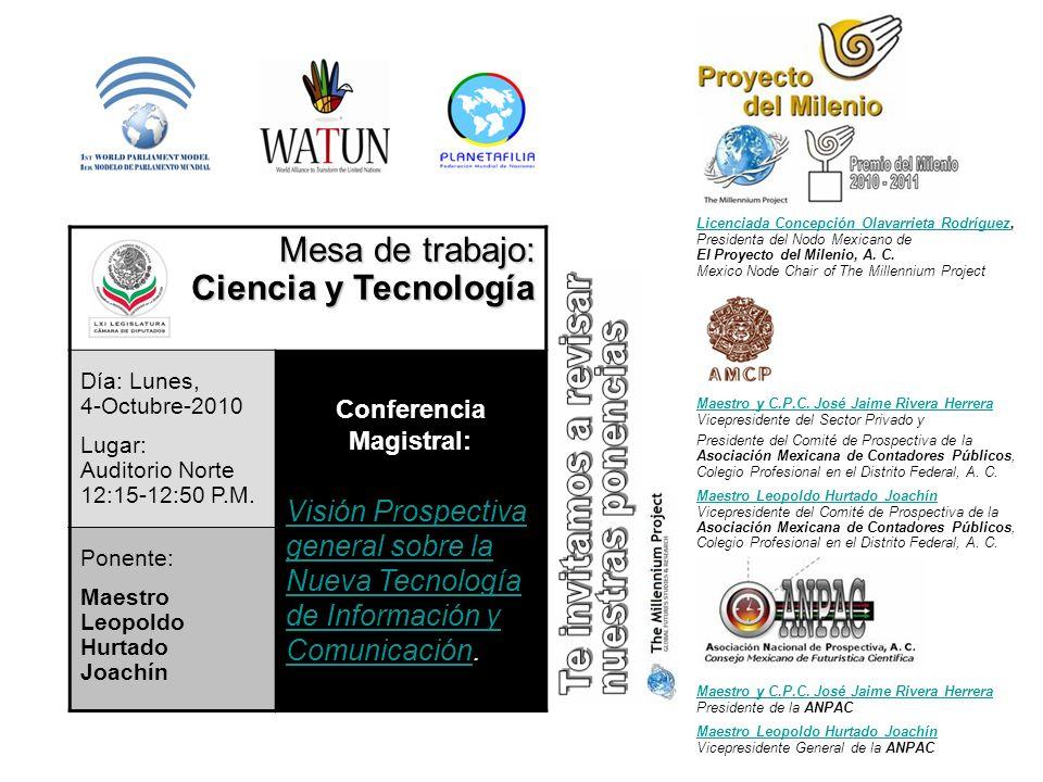 Conferencia Magistral: