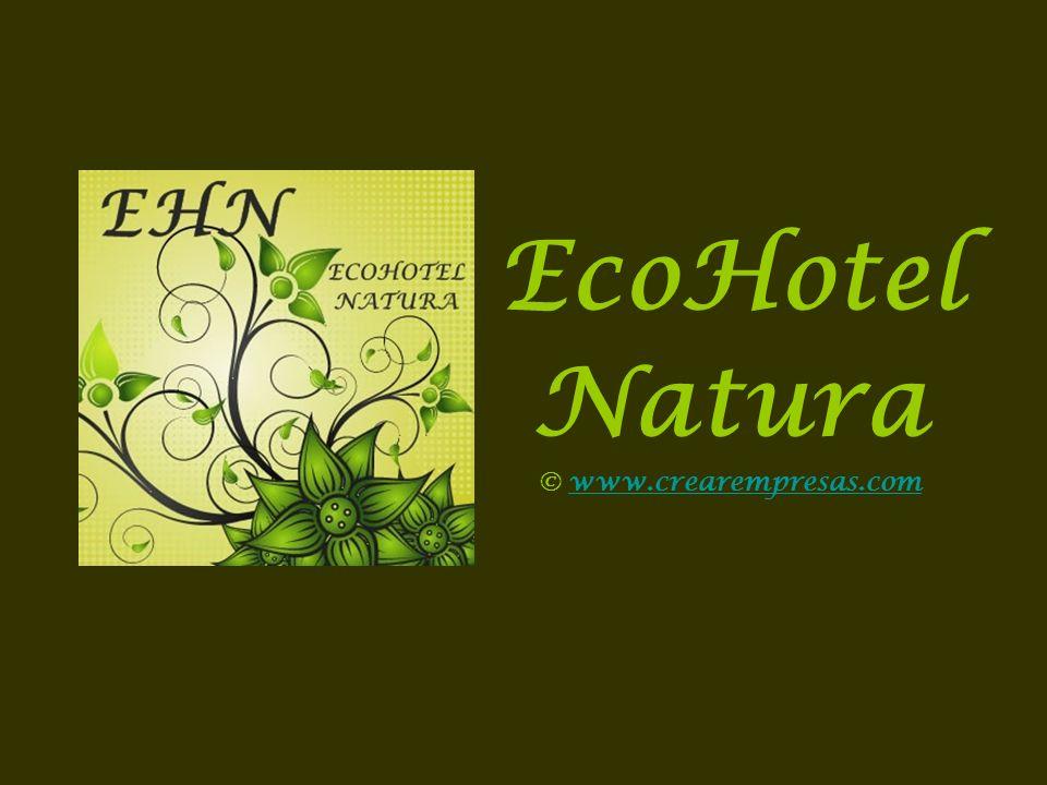 EcoHotel Natura © www.crearempresas.com