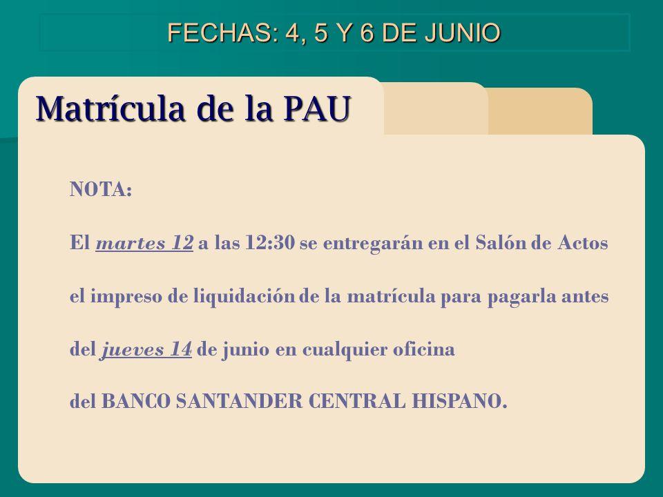 Los alumnos as que aprueben todas las asignaturas deber n ppt descargar - Pisos santander central hispano ...