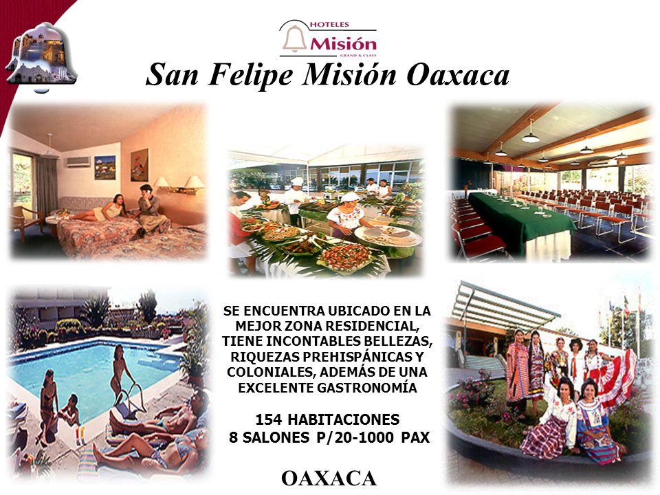 San Felipe Misión Oaxaca
